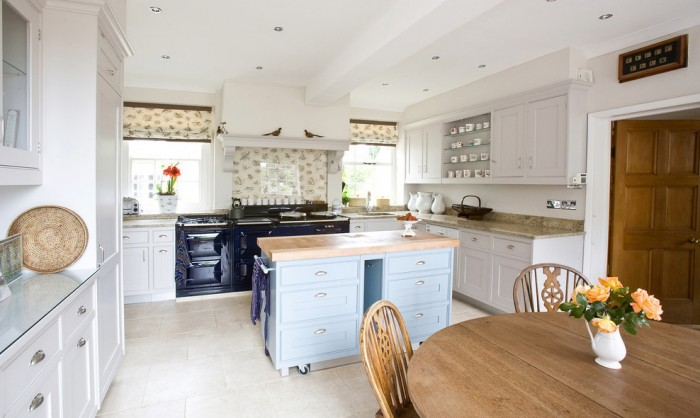 Take A Tour Of Mary Berry S Kitchen