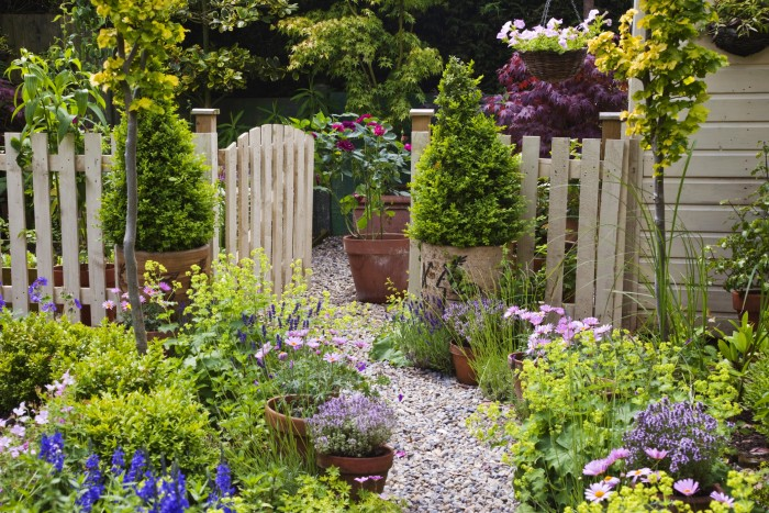 front garden guide design ideas to suit terraced semi detached and detached houses - Front Garden Idea