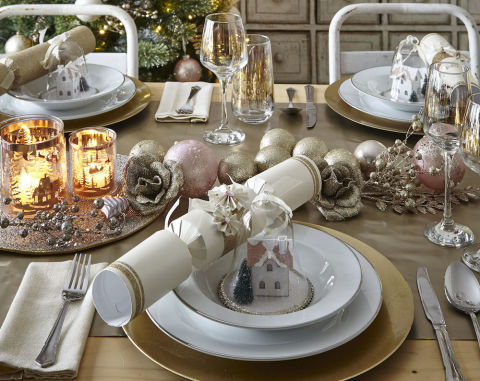 8 gorgeous Christmas table setting ideas