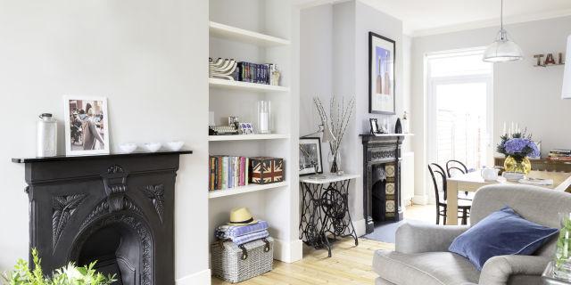 Living Room Ideas Victorian Terrace stunning in suburbia
