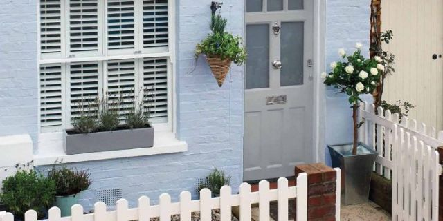 front garden guide design ideas to suit terraced semi detached and detached houses - Garden Design Terraced House