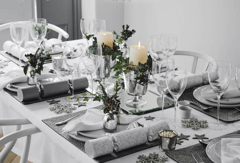 Christmas Table Settings 8 gorgeous christmas table setting ideas