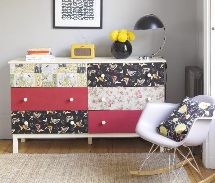 3 Ways To Personalise An Ikea Chest Of Drawers