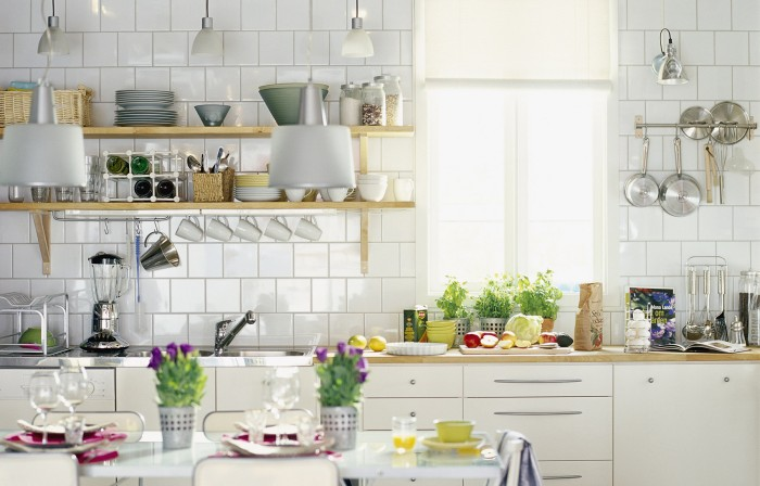 The Kitchen Can Become A Magnet For Everyoneu0027s Clutter