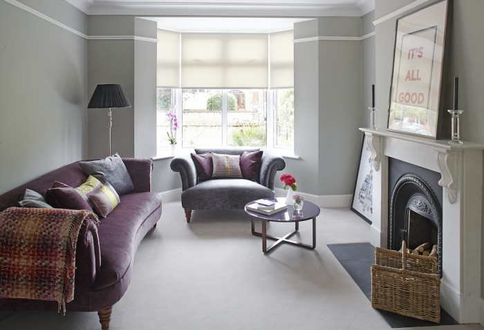 Transforming a 1940s house that has been untouched for 70 for Living room interior ideas uk