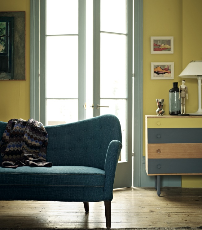 Yellow Is The Best Colour To Lift Your Spirits But Vibrant Pink Signifies  An Optimistic Outlook On Life. Most Popular. Maisons Du Monde Living Room