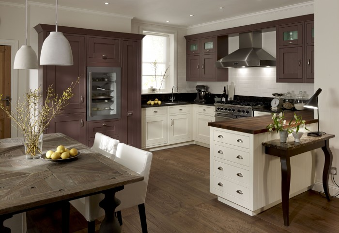 Kitchen Colour Schemes - Kitchen colour ideas