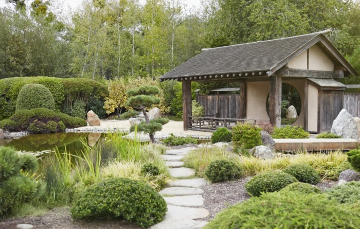 How to create a japanese garden for Creating a japanese garden
