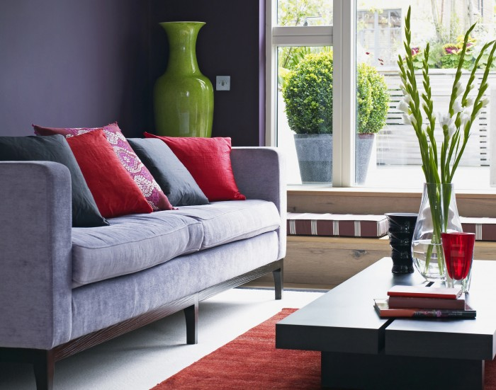 Decorating on a budget for Living rooms for less