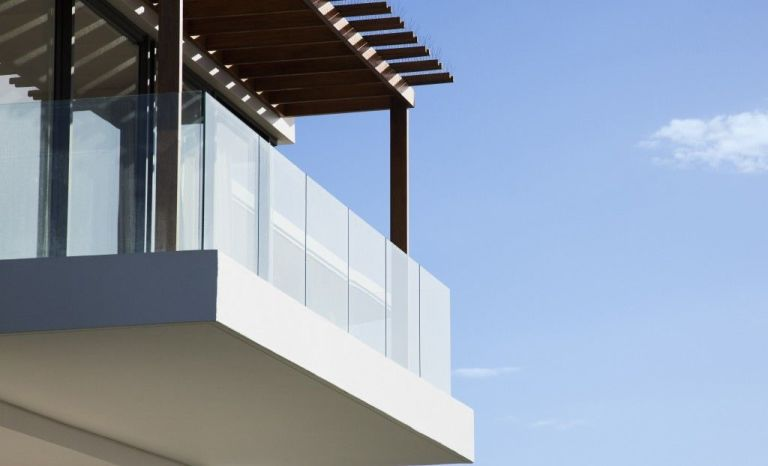 Peachy Stylish Balcony Ideas And How To Retrofit A Roof Terrace Largest Home Design Picture Inspirations Pitcheantrous