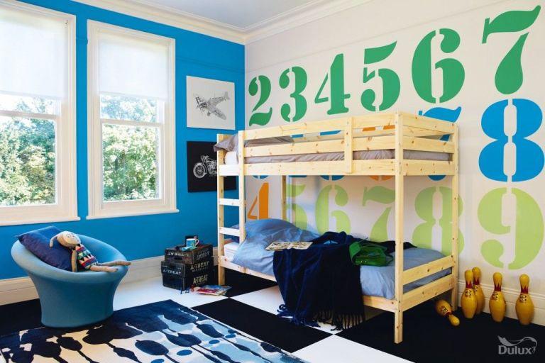 Boys Blue Bedroom inspiring boys bedroom ideas