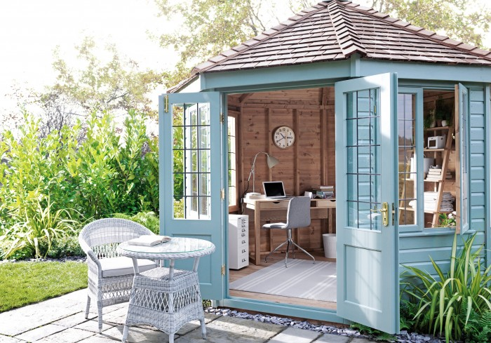 6 tips for creating a garden room for Timber garden rooms