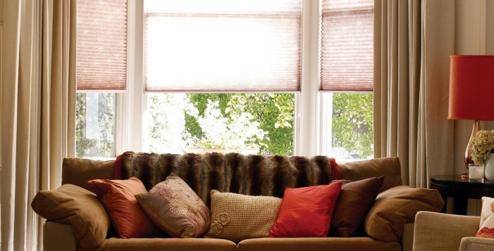 The Most Impressive Window In The House Deserves Fabulous Curtains, Blinds  And Shutters. Part 96