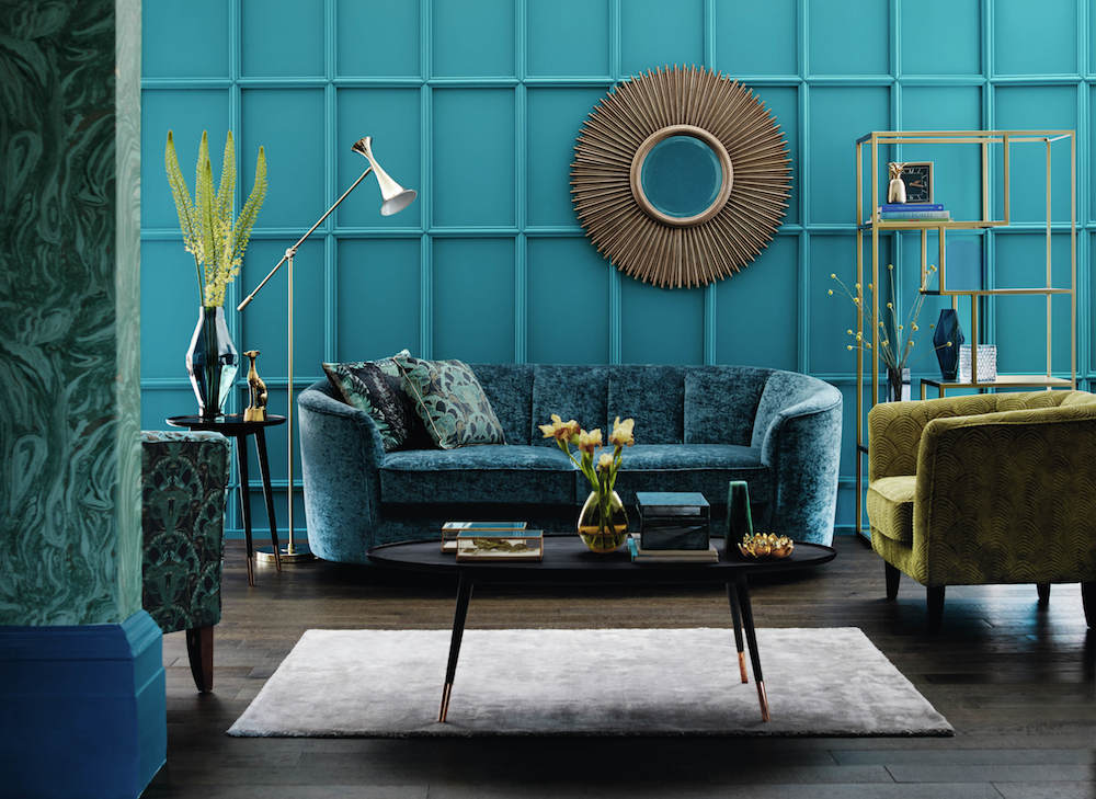 Beautiful colour schemes for your home - Marks and spencer living room ideas ...