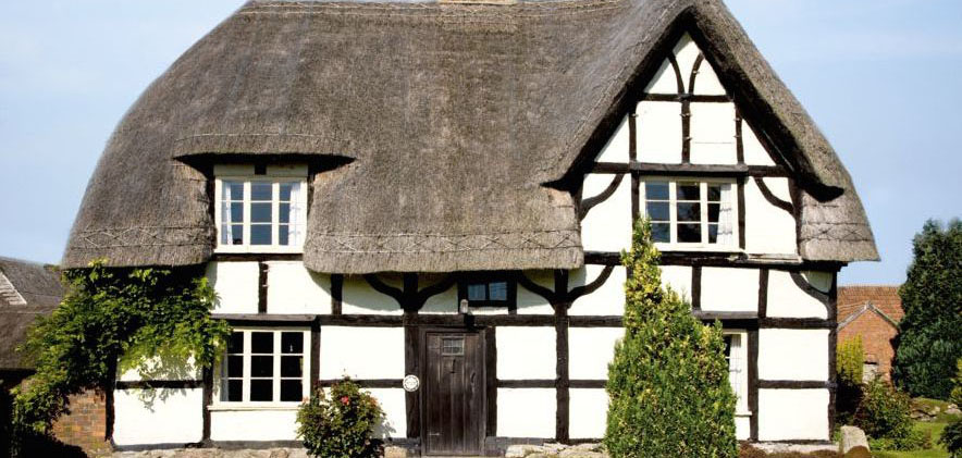 Homes through the ages for Small tudor homes