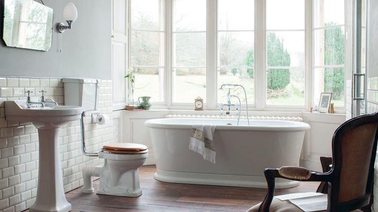 Charmant Bathroom Design Edwardian Bathroom