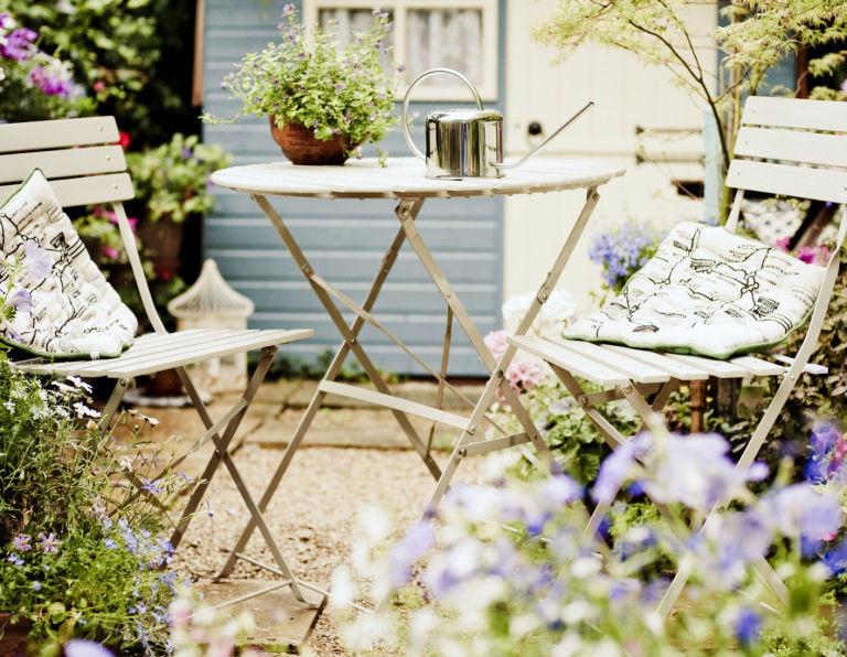 Garden Design Ideas Seating Area