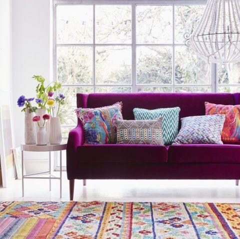 30 inspirational living room ideas living room design for Small living room designs uk