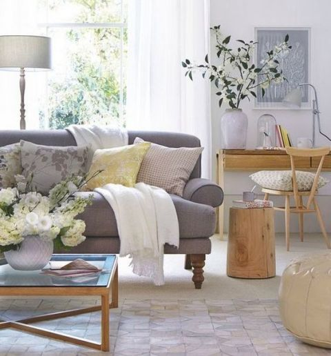 30 inspirational living room ideas living room design for Lounge decor inspiration