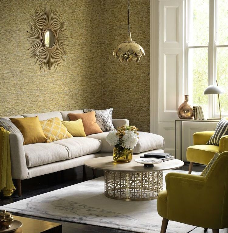 Wallpaper Living Room Ideas For Decorating 30 Inspirational Living Room Ideas  Living Room Design