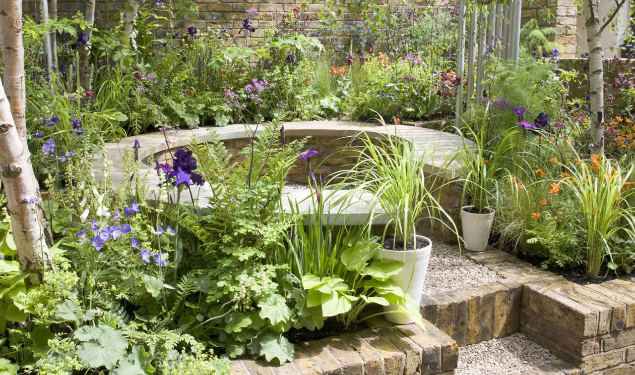 garden-designs-easy-maintenance