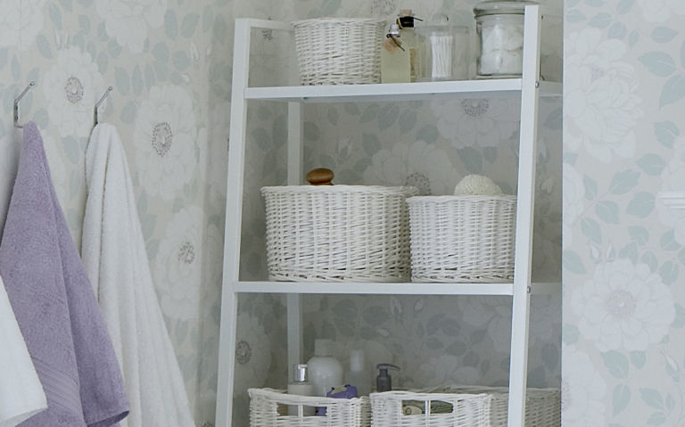 7 spa-style bathroom storage solutions