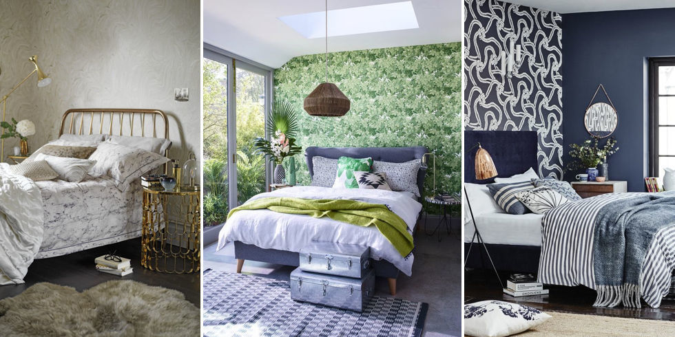 30 beautiful bedrooms with great ideas to steal for Stunning bedroom designs