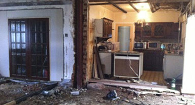 Garage Kitchen Conversion garage conversion: from unused space to stunning kitchen