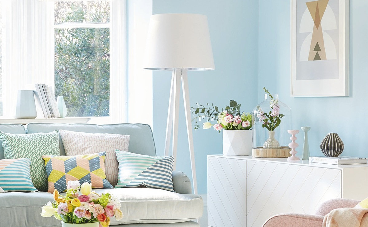 Bedroom Colour Ideas Crown