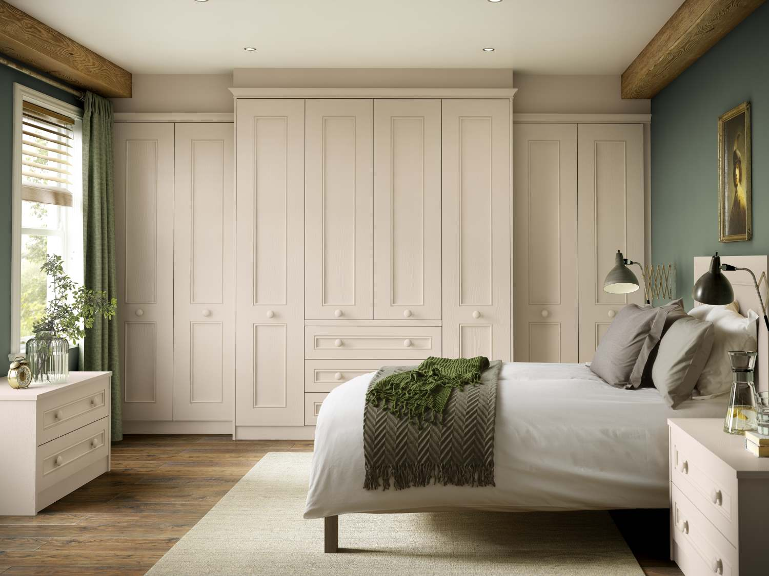 Space Efficient Bedroom Furniture: 9 Nifty Ways To Create More Storage Space In A Small Bedroom
