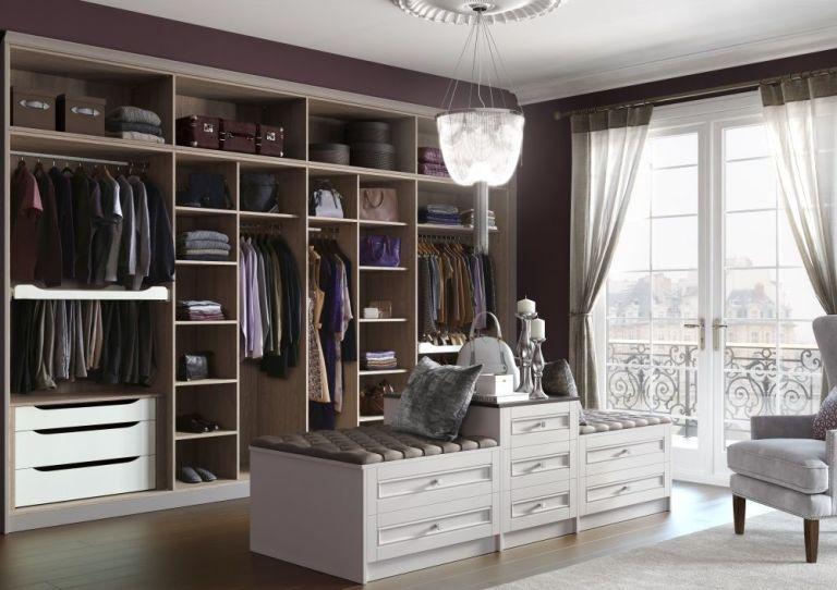 Hammonds storage wardrobe for a bedroom