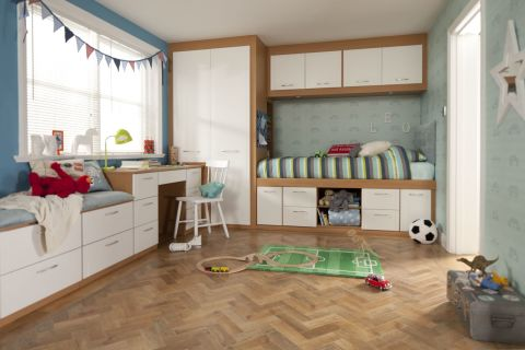 Children 39 s rooms how to plan a well designed bedroom for Well designed bedrooms
