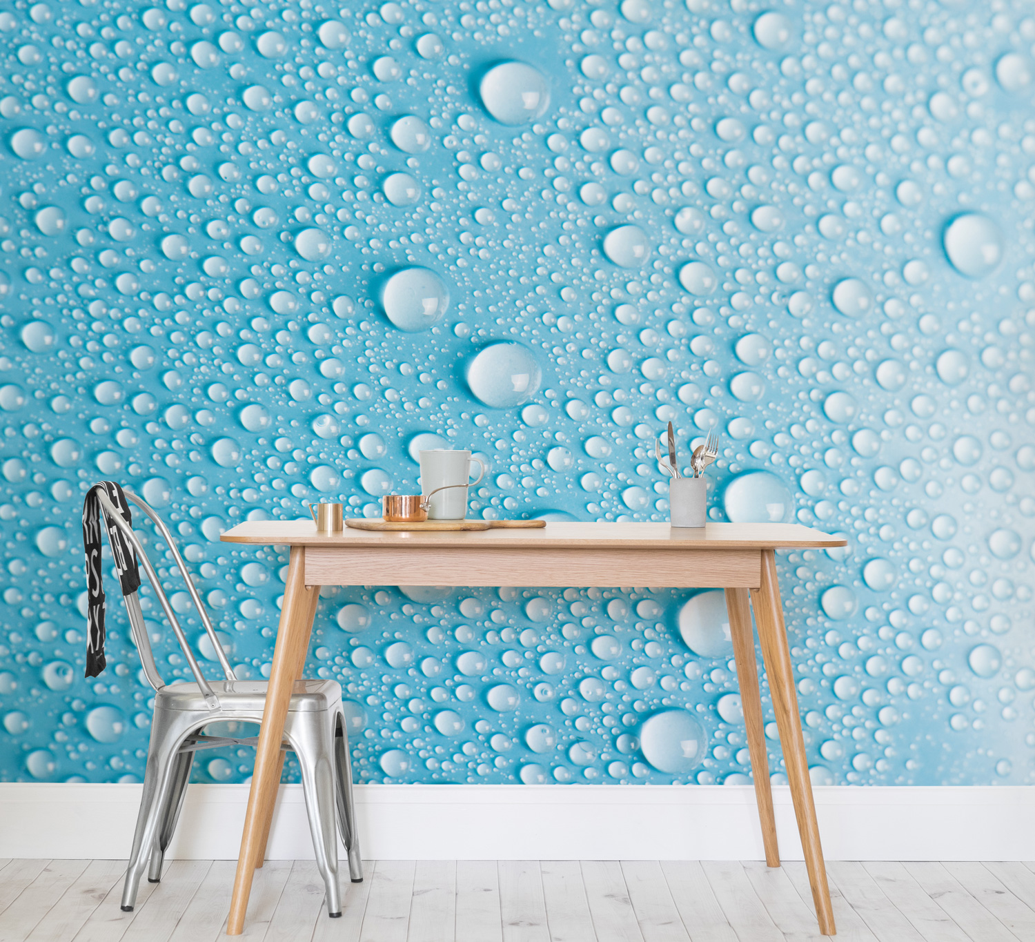 13 incredible wallpapers and wall murals for Mural wallpaper