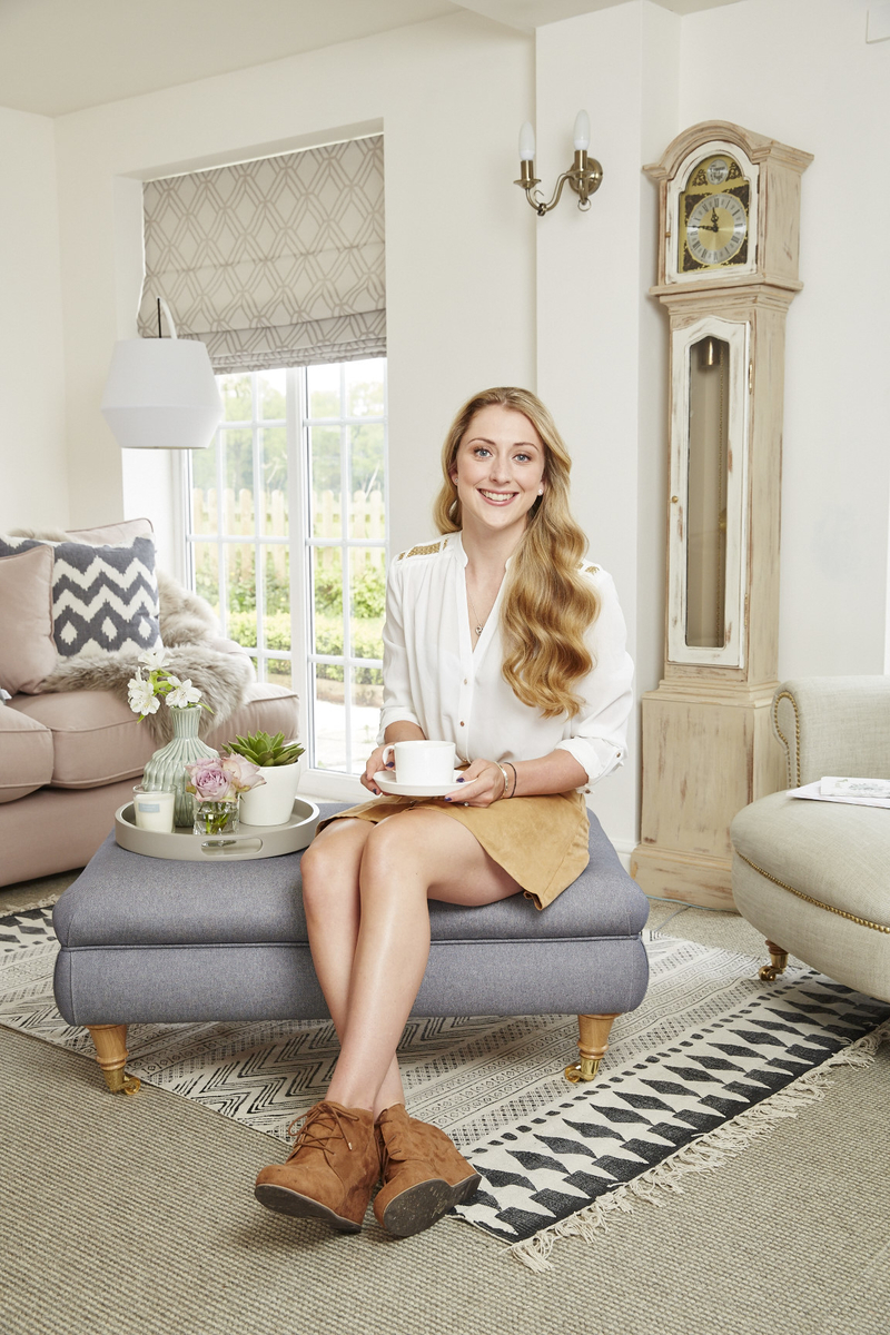 Double Olympic Gold Medalist Laura Trott S Country Cottage