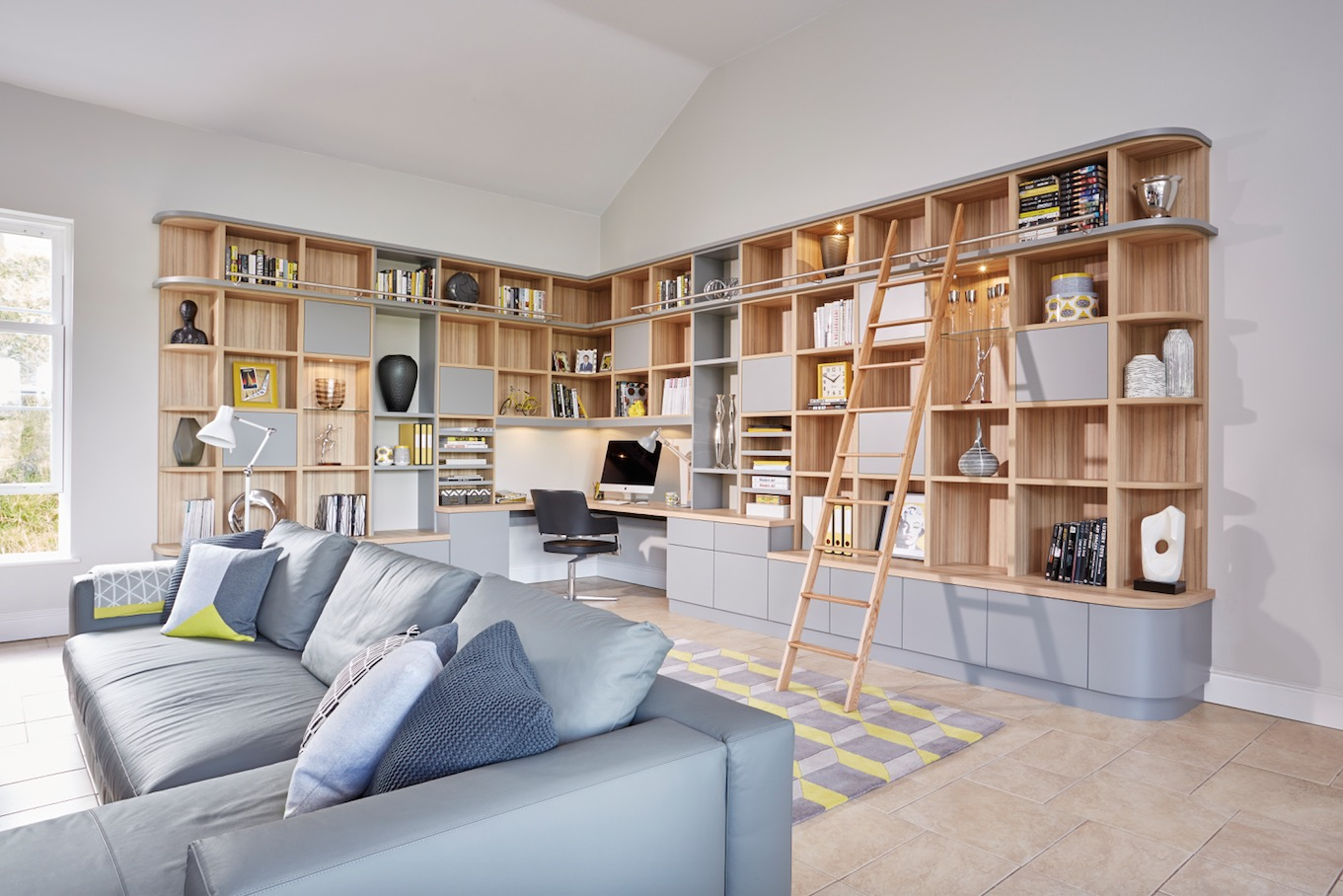 6 space saving solutions and storage ideas for your living for Home space saving ideas