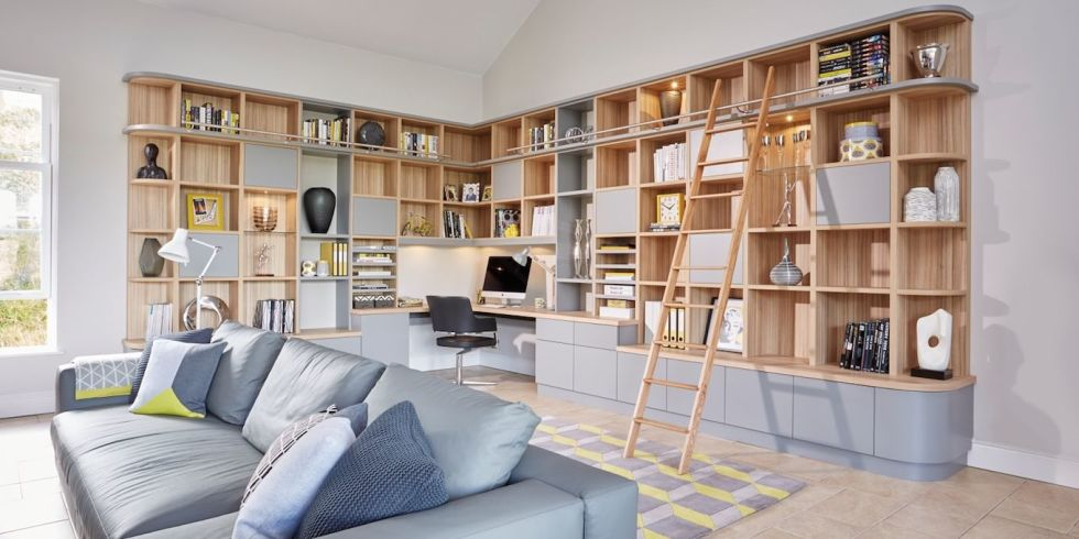 6 space-saving solutions and storage ideas for your living room