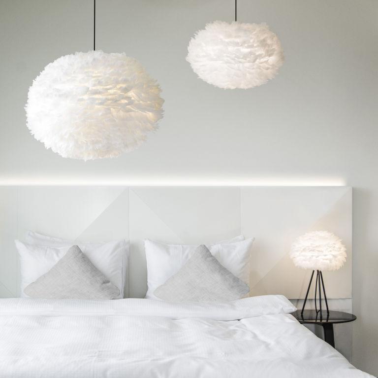 Lighting Scheme Danish Lighting Company VITA Copenhagenu0027s EOS White Light Range Scheme