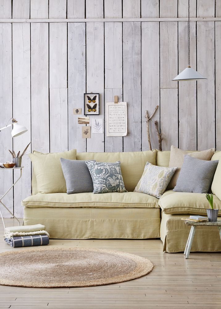 Nature Create A Summer Look In Your Living Room