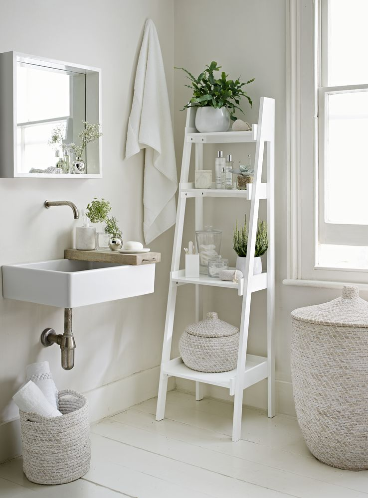 Small bathroom create space with these 7 storage ideas for Bathroom ideas uk pinterest