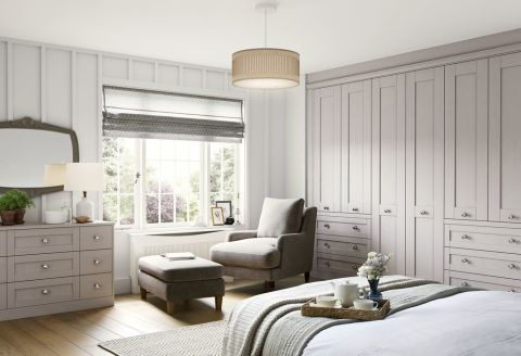 Dream Bedrooms Clever Space Solutions