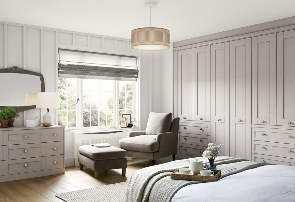 Bedroom Furniture John Lewis dream bedrooms: clever space solutions
