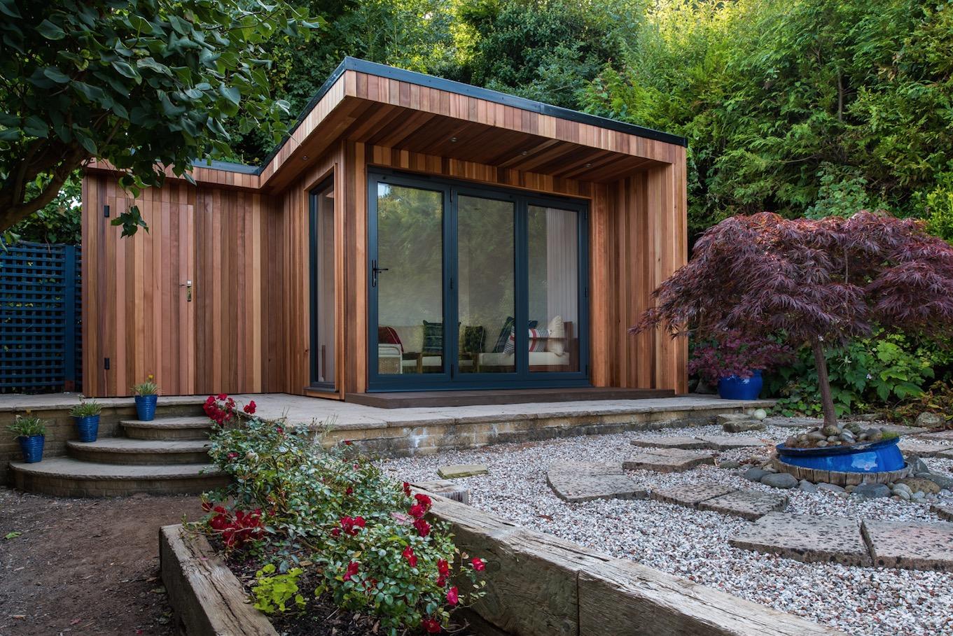 studio rooms in your garden how to create
