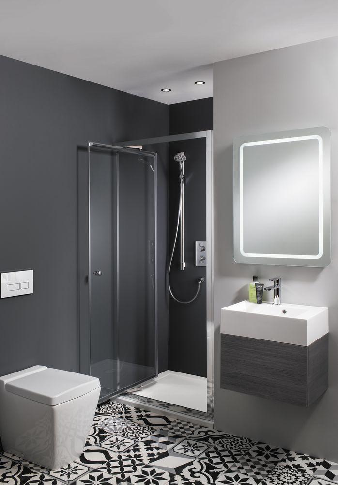 House Beautiful Bathrooms: Bathrooms: Stylish Space-saving Ideas