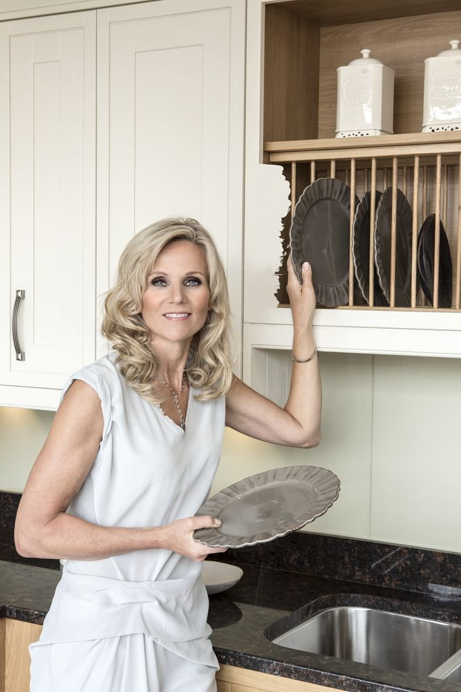 Linda barker secrets of a kitchen designer House beautiful com kitchens