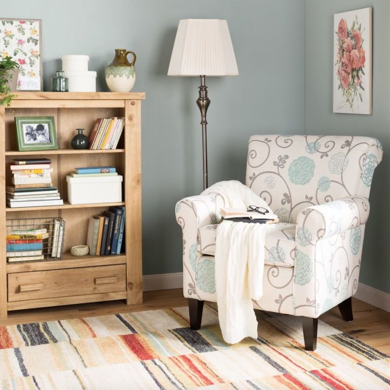 Charming Reading Nook In A Corner Of A Living Room Part 29