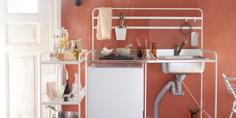Ikea Sells First Portable Kitchen For Small Space Living For £99