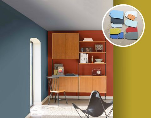 denim drift named as dulux 39 s 2017 colour of the year. Black Bedroom Furniture Sets. Home Design Ideas
