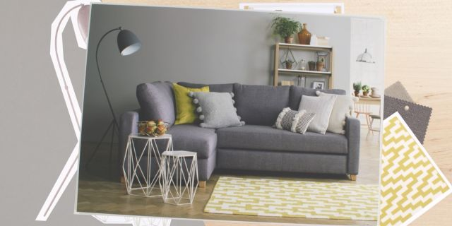 marks and spencer house beautiful small space living room ideas - House Beautiful Living Room Colors
