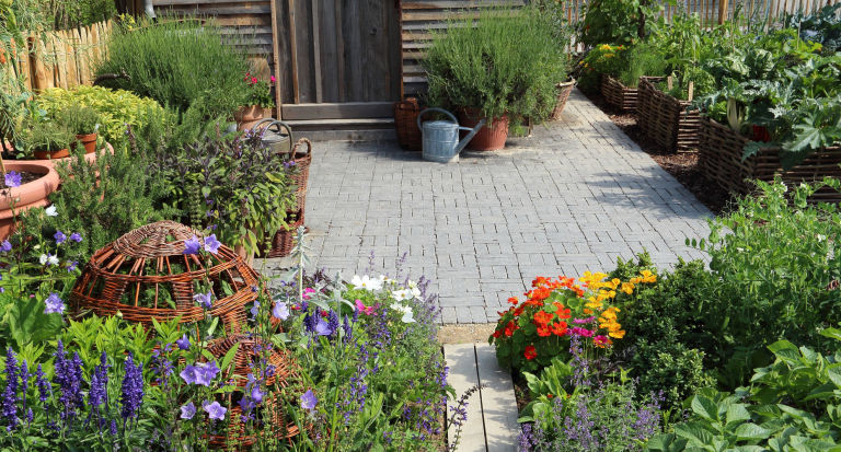 Low maintenance gardens how to get the wow factor all year round