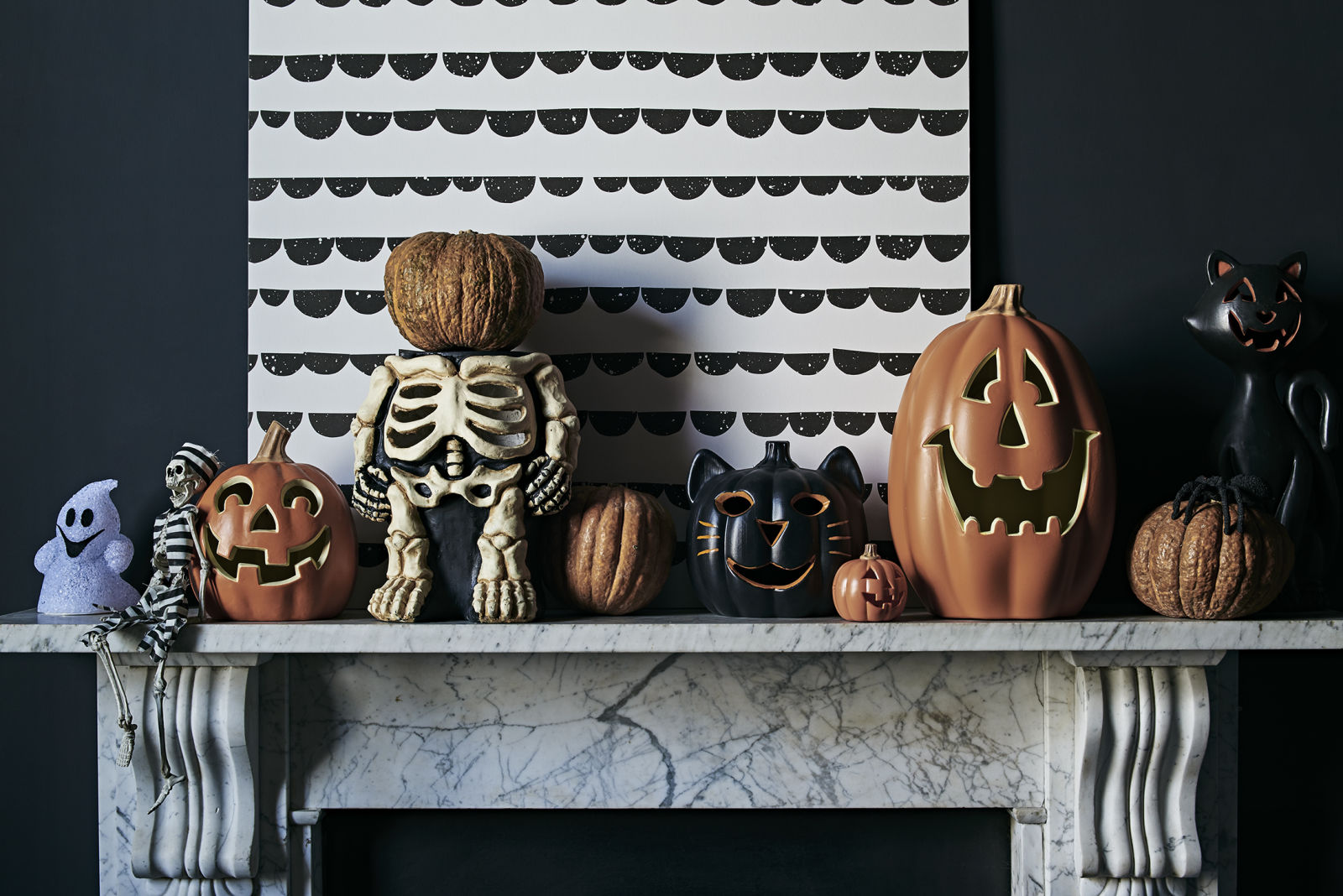 7 Halloween Decorating Ideas From Spooky To Stylish